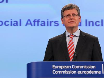 EU-Kommissar Andor