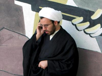 Stra�enszene in Teheran