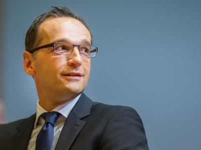 Heiko Maas will erst ein Urteil aus Luxemburg abwarten, bevor er einen Gesetzentwurf zur Vorratsdatenspeicherung vorlegt. Foto: Hannibal