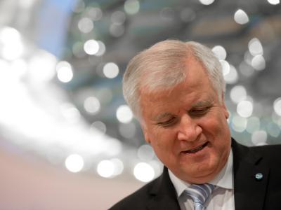 Der Ministerpräsident von Bayern Horst Seehofer (CSU) ruft zum Handeln auf. Foto: Sven Hoppe/Archiv