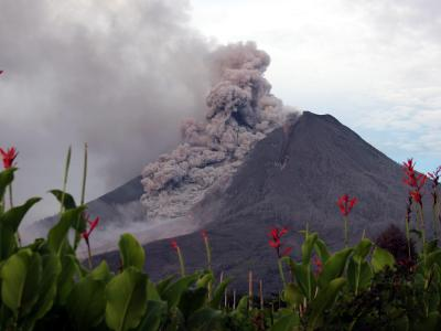 Vulkan Sinabung
