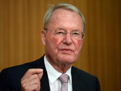 Der deutsche Manager Hans-Olaf Henkel ist der eurokritischen Partei Alternative für Deutschland (AfD) beigetreten. Foto: Matthias Balk
