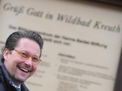 CSU-Generalsekretär Andreas Scheuer in Wildbad Kreuth. Foto: Andreas Gebert