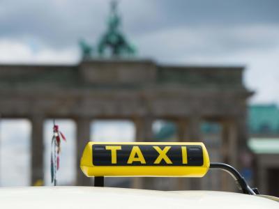 Ein Berliner Taxifahrer soll systematisch Touristen abgezockt haben. Foto: Maurizio Gambarini