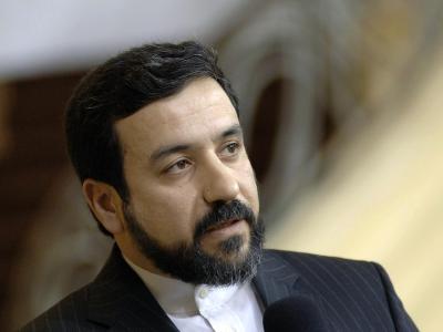 Der stellvertretende iranische Außenminister Abbas Araghchi verhandelt in Genf. Foto: Guido Bergmann