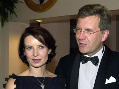Christiane und Christian Wulff