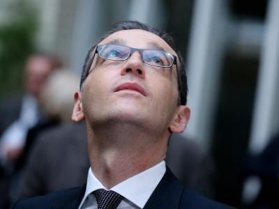 Justizminister Maas zieht sich gleich zu Beginn seiner Amtszeit Ärger aus den Bundesländern zu. Foto: Kay Nietfeld