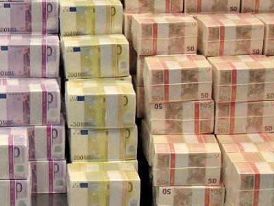 Reiche Griechen haben nach Ausbruch der schweren Finanzkrise 54 Milliarden Euro auf Konten ins Ausland überwiesen. Foto: Bundesbank/Archiv