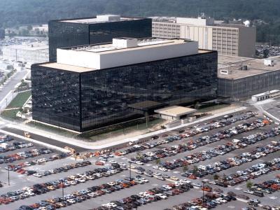 NSA-Hauptquartier in Fort Meade