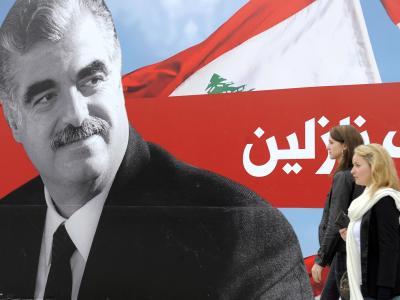 Rafik Hariri hat die libanesische Politik nach dem Bürgerkrieg (1975-90) geprägt wie kein zweiter Politiker. Foto: WaelHamzeh