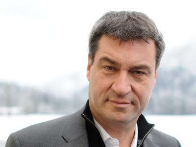 Der bayerische Finanzminiser Markus Söder spricht sich für eine eine radikale Reform des Länderfinanzausgleichs aus. Foto: Andreas Gebert