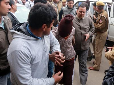 Dritter Verdächtiger nach Vergewaltigung in Indien festgenommen