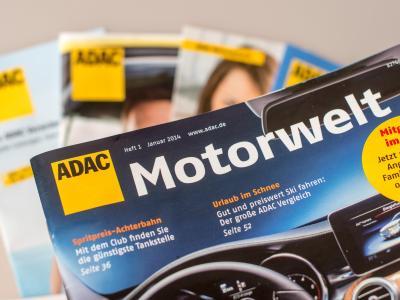 Monat für Monat liefert die Mitgliederzeitschrift «Motorwelt» Nachrichten und Hintergründe zu den Themen Auto, Mobilität und Reisen. Foto: Armin Weigel