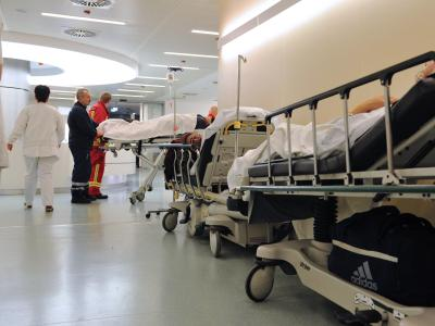 Die AOK schlägt Alarm. Die Kliniken betonen: Ihre Standards seien hoch. Foto: Paul Zinken/Symbolbild