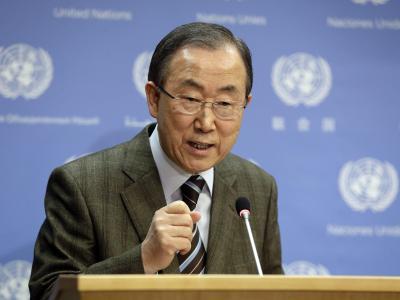 Der UN-Generalsekretär hat den Iran wieder ausgeladen. Foto: Jason Szenes