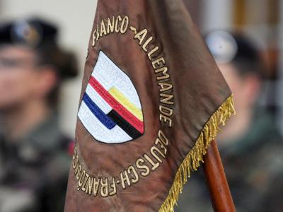 Deutsch-Franz�sische Brigade