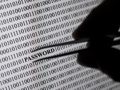 Passwort-Klau