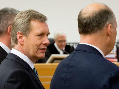 Laut Staatsanwaltschaft hat sich Christian Wulff von Groenewold Kosten rund um einen Oktoberfestbesuch bezahlen lassen. Foto: Julian Stratenschulte