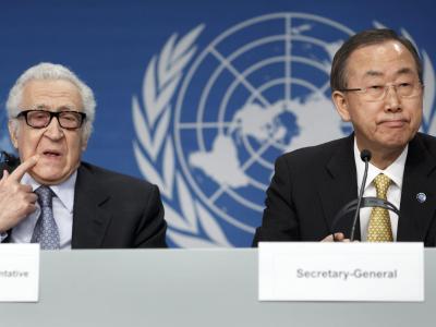 Brahimi und Moon