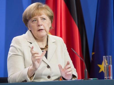 Merkel in Meseberg