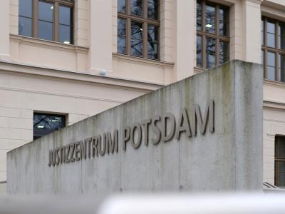 Justizzentrum Potsdam