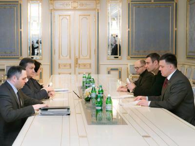 Verhandlungen in der Ukraine