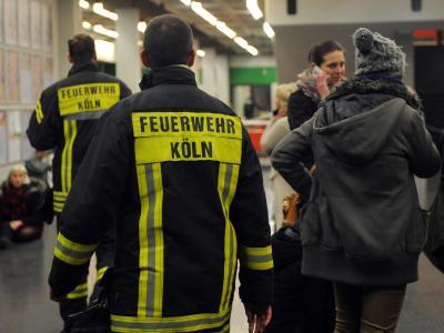 Weltkriegsbombe in Köln gesprengt