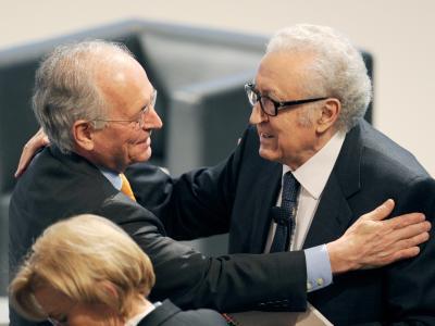 Ischinger und Brahimi