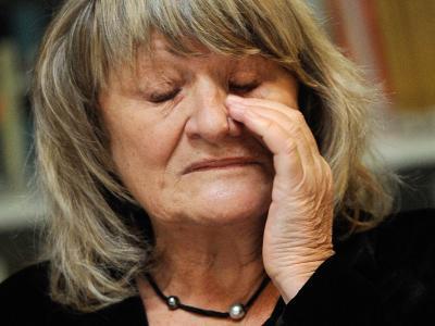 Alice Schwarzer sieht sich nach ihrer Steuer-Beichte scharfer Kritik ausgesetzt. Foto: Henning Kaiser/Archiv