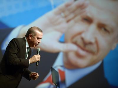Erdogan in Berlin