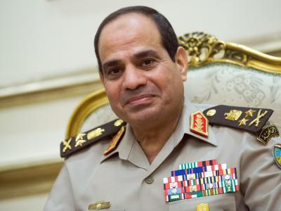 Militärchef Abdel Fattah al-Sisi