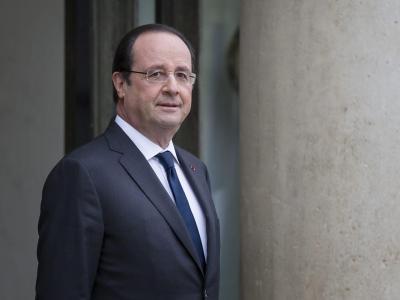 Nur noch 19 Prozent der Franzosen glauben, dass Präsident Hollande die Probleme des Landes lösen kann. Foto: Etienne Laurent