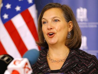 US-Diplomatin Victoria Nuland bekommt trotz EU-Beschimpfung Rückendeckung. Foto: Robert Ghement