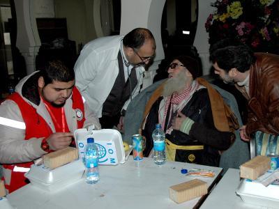 200 Zivilisten sollen die Altstadt von Homs verlassen können. Foto: dpa