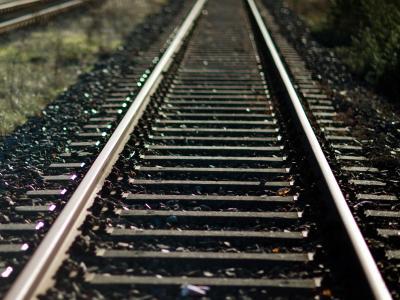 In Würzburg sind zwei Männer von einem Zug erfasst und tödlich verletzt worden. Foto: Jens Büttner/Symbolbild