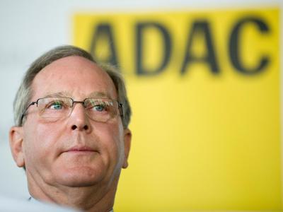 ADAC-Pr�sident Meyer