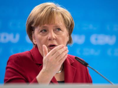 Merkel auf CDU-Klausurtagung
