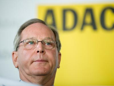 ADAC-Präsident Peter Meyer ist zurückgetreten. Foto: Jan-Philipp Strobel/Archiv