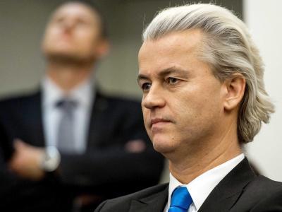 Der niederländische Rechtspopulist Geert Wilders. Foto: Koen van Weel