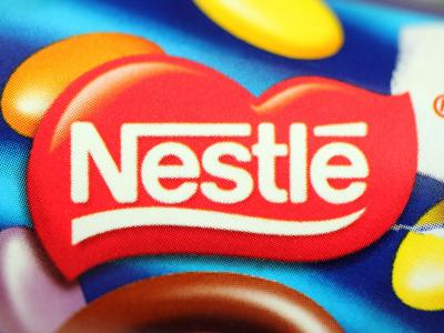 Schweizer Weltkonzern: der Nahrungsmittelproduzent Nestle. Foto: Fredrik von Erichsen/Archiv