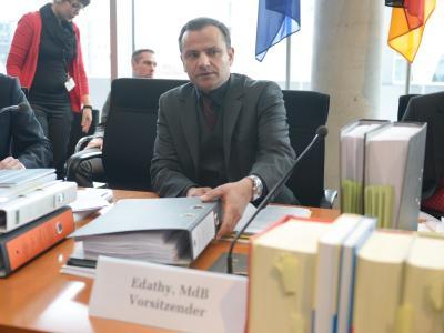 Im NSU-Untersuchungsausschuss machte sich Sebastian Edathy einen Namen. Foto: Rainer Jensen/Archiv