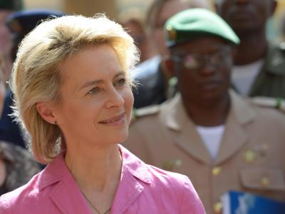Die Bundesregierung will künftig vor allem auf Ausbildungs- und Beratungsmissionen setzen. Für eine entsprechende Mission in Mali gibt es im Bundestag breite Unterstützung. Foto: Peter Steffen
