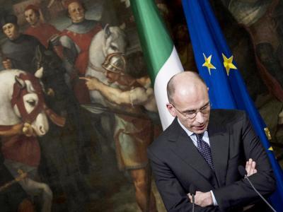 Enrico Letta tritt zurück