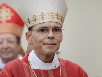 Steht erneut nicht gut da: Bischof Tebartz-van Elst. Foto: Fredrik von Erichsen