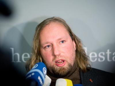 Hofreiter hält Friedrichs Vorgehen für «menschlich verständlich», dennoch für einen Fehler. Foto: Kay Nietfeld/Archiv