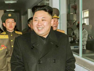 Der nordkoreanische Diktator Kim Jong Un. Foto: Rodong Sinmun/Archiv