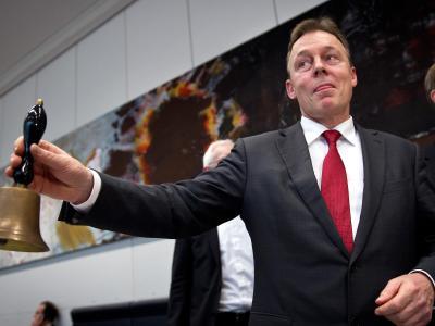 Hält sich für unverzichtbar in der Koalition: Fraktionschef Thomas Oppermann. Foto: Daniel Naupold
