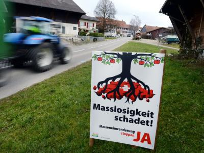 Schweizer Unternehmen fürchten, keine guten Mitarbeiter mehr aus dem Ausland zu bekommen. Foto: Felix Kästle