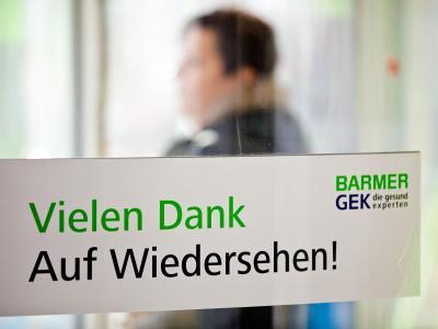 Die Barmer GEK will in Telefon- und Onlineservices investieren. Foto: Christoph Schmidt