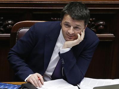 Jetzt kann Italiens neuer Regierungschef Renzi die geplanten Reformen anpacken. Foto: Riccardo Antimiani